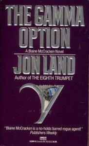 The Gamma Option, Jon Land