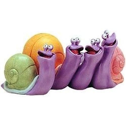 "WDCC Disney 디즈니 달팽이 리틀 머메이드 ""Sing-Along Snails"" [병행수입품]-k1"