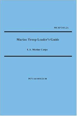 Marine Troop Leader's Guide
