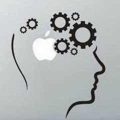 MacBook ステッカー シール Gear Head (15インチ)