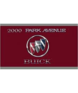 2000 Buick Park Avenue Owners Manual User Guide Reference Operator Book Fuses