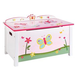 Buttefly Buddies Toy Box