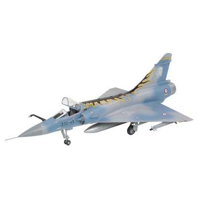 "Revell - 64366 - Maquette - Model Set Mirage 2000C ""Tigermee"