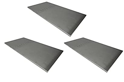 "CLEAR ACRYLIC SHEET machinable plastic flat bar plate stock 1//8/"" x 4 3//4/"" x 12/"""