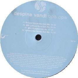 Despina vandi opa lyrics