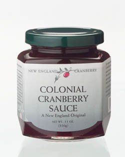 Colonial Cranberry Sauce