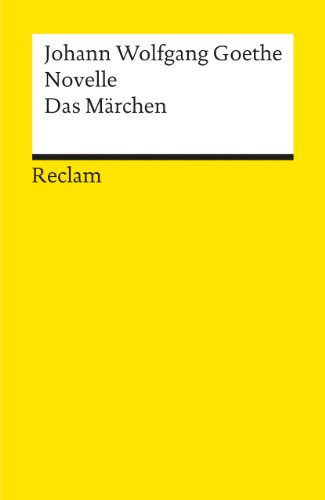 Novelle: Das Marchen (German Edition)