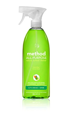 Method All Purpose Natural Surface Cleaning Spray - 28 oz - Cucumber