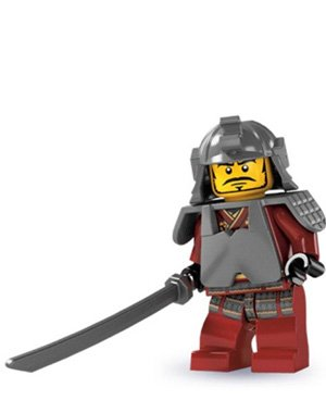 31FL ZUecBL Reviews LEGO   Minifigures Series 3   SAMURAI WARRIOR