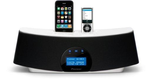 Pioneer XWNAC3K Pioneer Black Dual iPod Dock