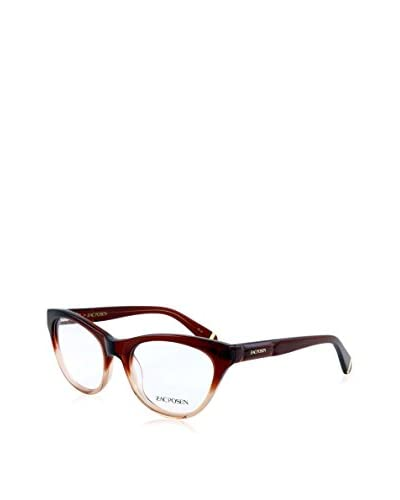 Zac Posen Women's Gloria Eyeglasses, Brown Gradient