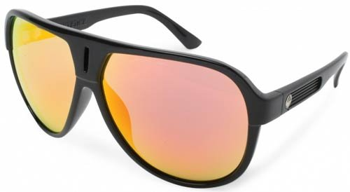 Dragon Experience Sunglasses (Jet/Red Ion)