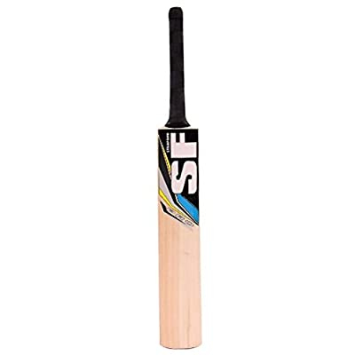 SF CRICKET BAT Kashmir Willow SUPER COUNTY Full Size with Padded Cover