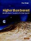 img - for Higher than Everest: An Adventurer's Guide to the Solar System book / textbook / text book