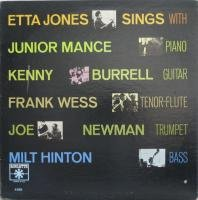 Etta Jones Sings With Junior Mance And Kenny Burrell (rare) by Junior Mance, Kenny Burrell, Frank Wess, Joe Newman Etta Jones and Milt Hinton
