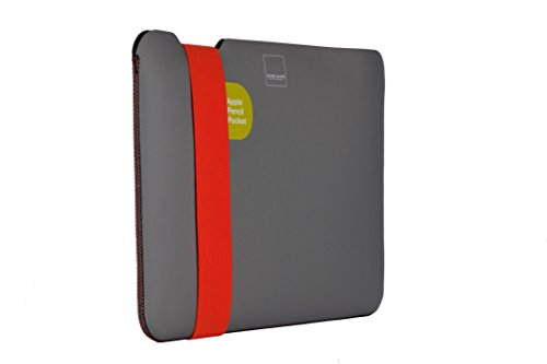 Acme Made AM10121 - Skinny Sleeve Case Cover Shuttle for iPad Pro 12.9-Inch (Grey/Tangerine) (Acme Made Mac Book Pro 13 compare prices)