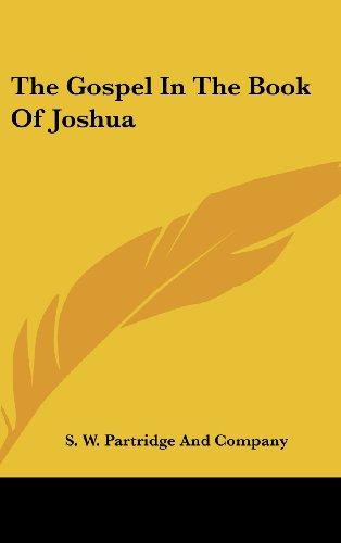 The Gospel in the Book of Joshua