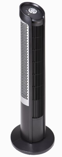 Seville Classics UltraSlimline EHF10111 40 Inch Tower Fan