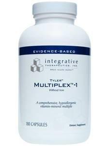 Integrative Therapeutics Multiplex-1 Without Iron 180 Caps