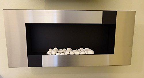 Meloo-Kaminofen-Kamin-Ofen-Kw-Holzofen-Wamsler-Gelkamin-Bio-Ethanolkamin-Gel-Ethanol-Wand-Stahl-Edel-Auswahl-6-Schwedenofen-Silber