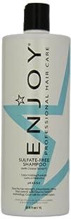 Enjoy Sulfate Free Shampoo with Cleanse Sensor 33.8oz