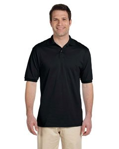 Jerzees Men's Jersey Polo with Spotshield