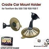 Ezi-Tech CAR MOUNT HOLDER FOR TOMTOM GO 530 630 730 930 TRAFFIC