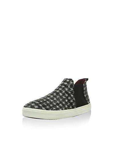 Marc O'Polo Sneaker Alta [Nero/Bianco]
