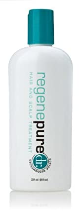 Regenepure DR Hair Loss Shampoo & Scalp Treatment