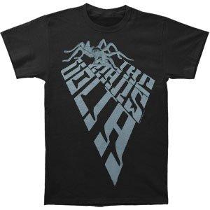 Mars Volta Men's Aracne T-shirt Small White