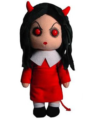 Picture of Mezco Living Dead Dolls 8-Inch Plush Series 2 Sin Figure (B00557V854) (Mezco Action Figures)