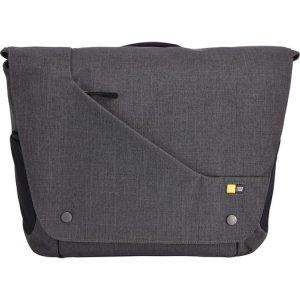 Case Logic Rum-115 Reflexion 15-Inch Laptop Messenger Bag (Anthracite)