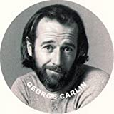 George Carlin Keychain