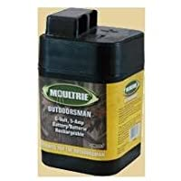 MOULTRIE 6V BATTERY RECHARGABLE 6V