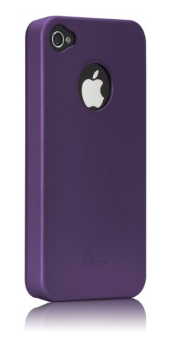 Case Mate CM011670 Barely There Case for iPhone 4 - Purple (Rubber) Black Friday & Cyber Monday 2014