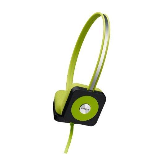 CRESYN C515H greenの写真01。おしゃれなヘッドホンをおすすめ-HEADMAN(ヘッドマン)-
