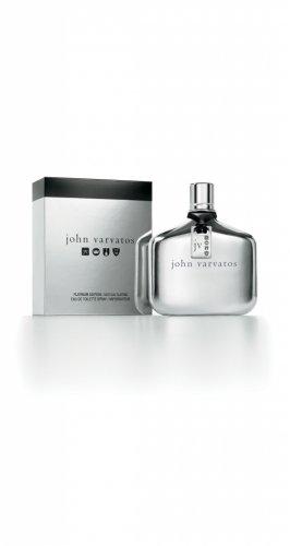 John Varvatos Limited Platinum Edition Eau de Toilette Spray, 4.2 fl. oz. from John Varvatos