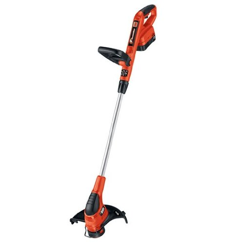 Why Choose The Black & Decker NST2118 12-Inch 18-Volt Ni-Cd Cordless Electric GrassHog String Tr...