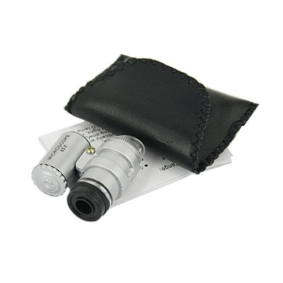 Hde® 45X Microscope With Illuminator
