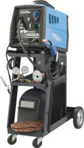 Clarke 180EN 220V Mig/ Fluxcore Gas/No Gas Welder KIT from Clarke