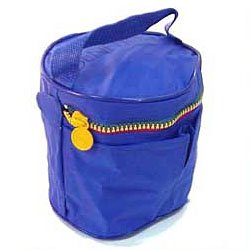 United Colors of Benetton Blue Accessory Cosmetics Hand Bag