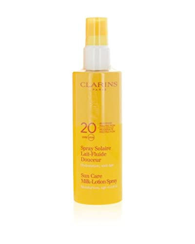 Clarins Spray Solare Lait Fluide Douc Spf 20 150 ml