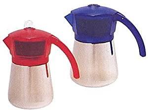 Blue Italian Coffee Maker : Amazon.com: Bialetti: