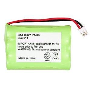 Battery For Graco 2791, 2795Dig1, Tmk Ni-Mh, 2796Vib1, Imonitor Vibe front-167996