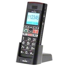 Großtasten Senioren Handy Mobiltelefon Binatone BM 150