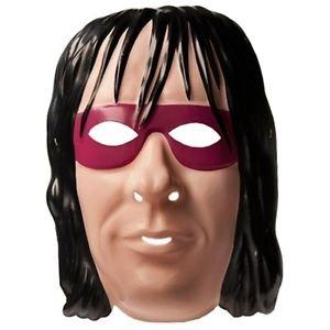 [Bret Hart Mask Costume Mask Kids WWE Halloween] (Wwe Bret Hart Costume)