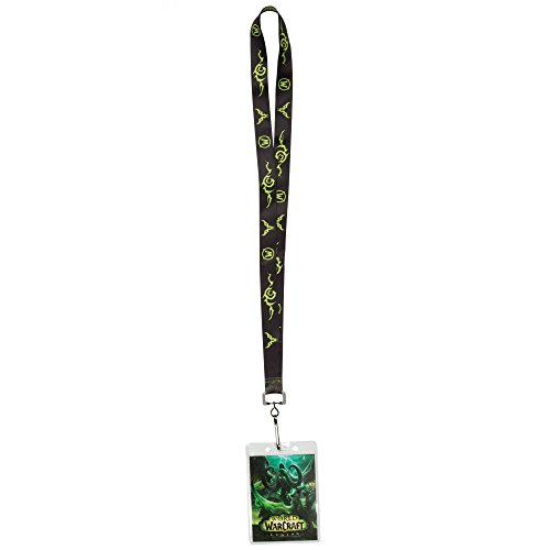World of Warcraft Legion Lanyard
