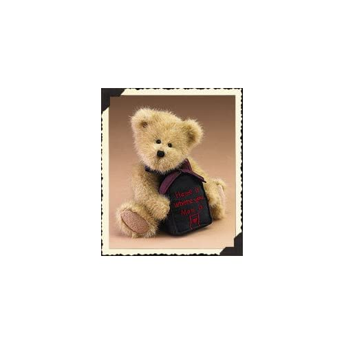 "Amazon.com: Boyds Bears ""Momma Homespun"" Plush 8"" Bear"