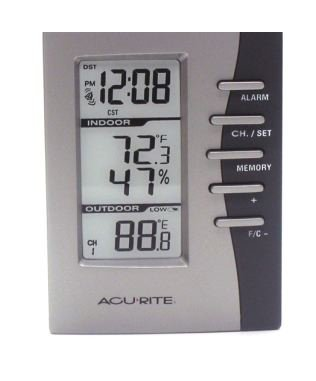 Chaney Instrument Wireless Weather Thermometer