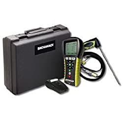 Bacharach PCA2 235 Combustion Analyzer Kit 24-8371